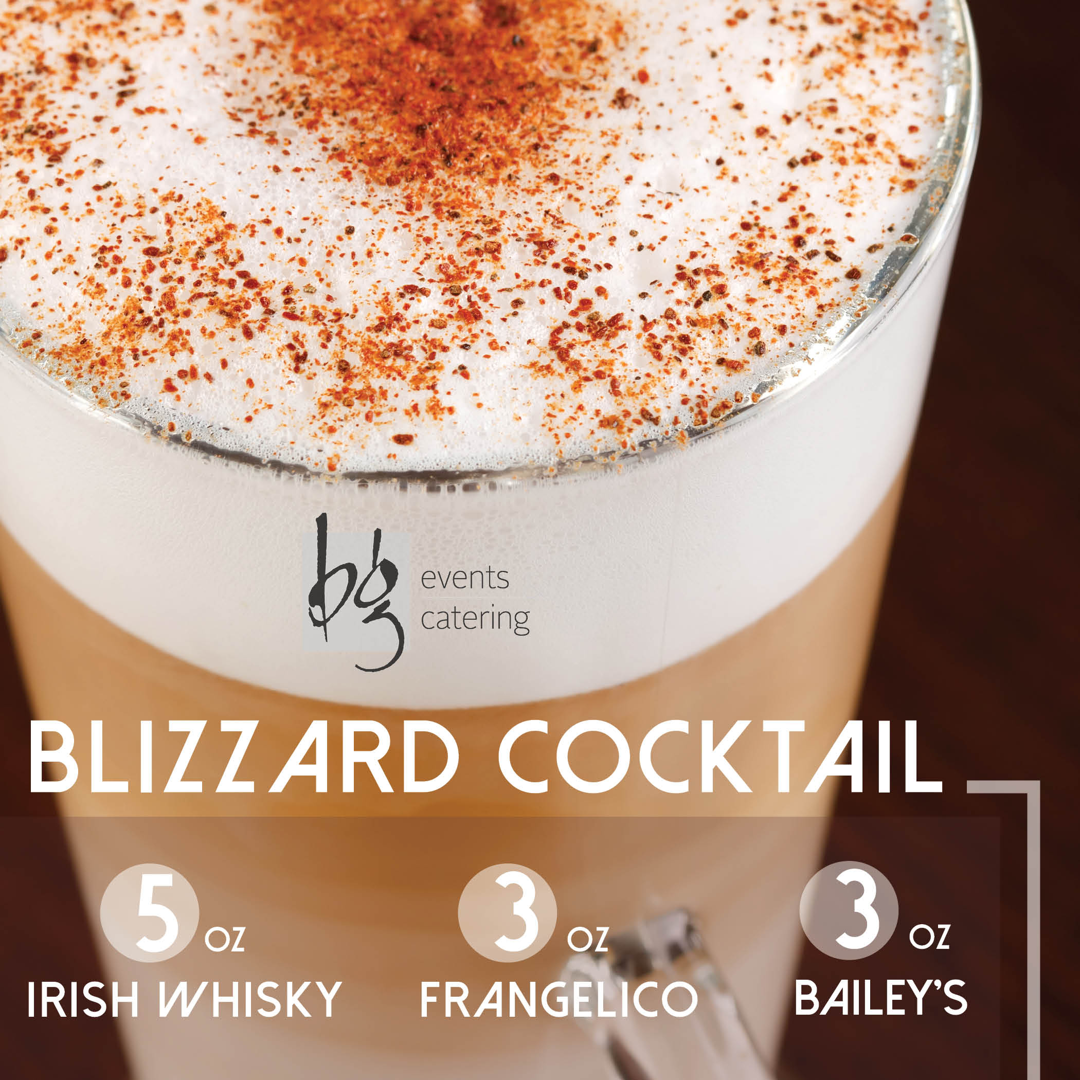 Winter Cocktails And Warm Drink Recipes Bg Events And Catering